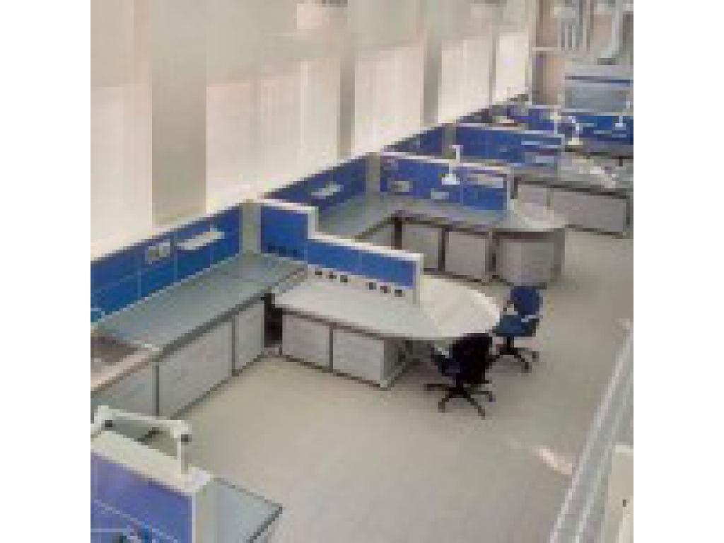 Banchi per laboratori chimici ferraro arredi tecnici for Arredi tecnici laboratorio